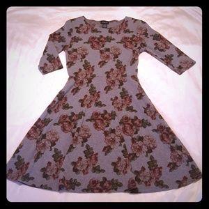 Dress - Floral print